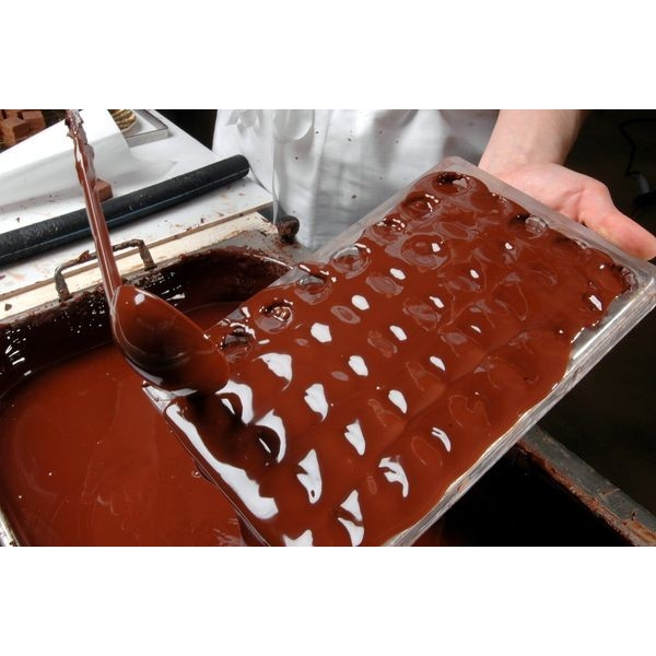 Stage de Chocolaterie - Fabrication de bonbons moulés