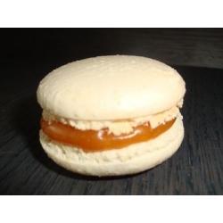 Macaron caramel au beurre salé