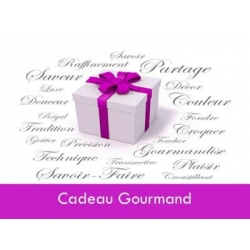 Jaquette à imprimer pour accompagner une carte cadeau ou une réservation