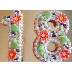 number cake citron meringué